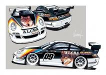Belgian GT 2009 : Team Presentation_4