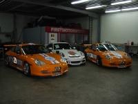 24 Hours of Dubai 2009 : cars and teams_12