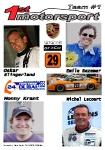24 Hours of Dubai 2009 : cars and teams_1