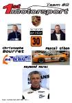 24 Hours of Dubai 2009 : cars and teams_2