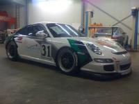 24 Hours of Dubai 2009 : cars and teams_6