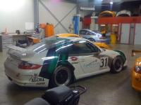 24 Hours of Dubai 2009 : cars and teams_7