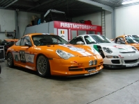 24 Hours of Dubai 2009 : cars and teams_9