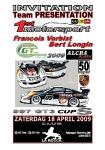 Belgian GT 2009 : Team Presentation_2